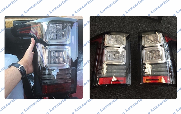 Original taillights VALEO Exclusive Line Autobiography for Range Rover Vogue 2013-16