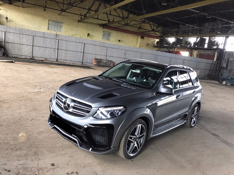 Luxcartuning Com Gle Class Present You Exclusive Body