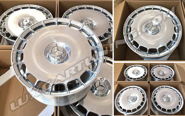 R18 forged wheels for Mercedes Benz V class W447