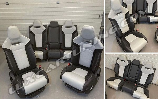 SVR sport seats assembly available for order for your Range Rover Sport L494