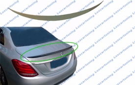 Trunk spoiler AMG for Mercedes Benz C class W205